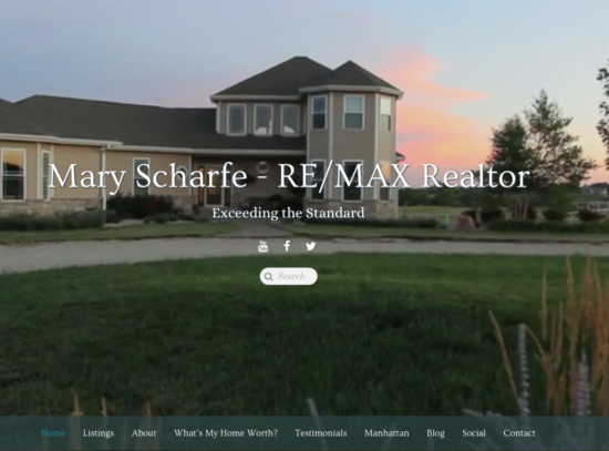 Mary Scharfe – RE/MAX Realtor